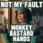 Monkey Bastard Hands